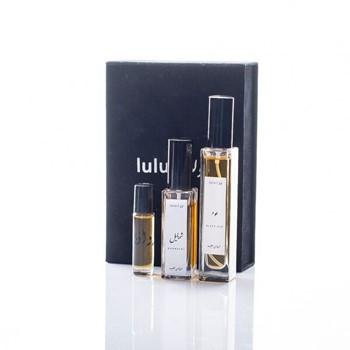 Three Atrabic Perfumes