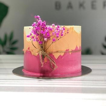 Tres Colores Cake