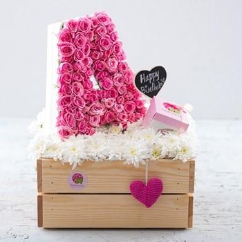 Glamorous Letters Box