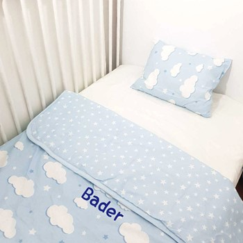 Cloudy Bed Set