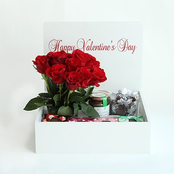 Chocoholic Love Gift