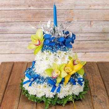 Flower Cake B