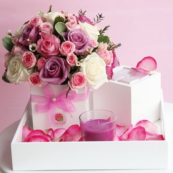 20% OFF - Roses Cubes