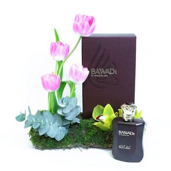 Azrag Al Bawadi perfume