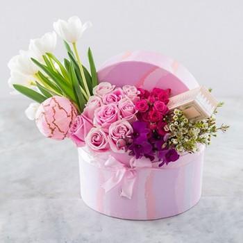 15% OFF - Pink Bloom Box