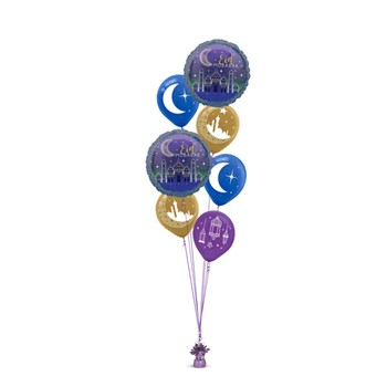 Eid Mubarak Balloons 7