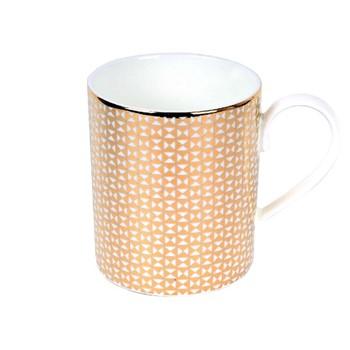 Mug Tri Gold