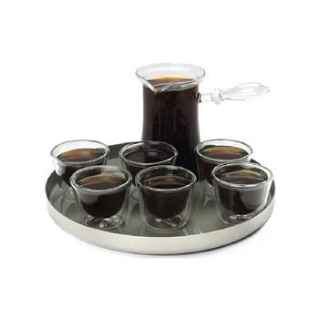 Tray Enamel Coffee