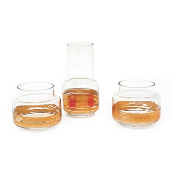 Glass Containers Copper