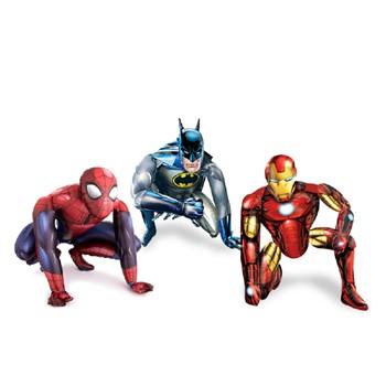Superhero Airwalkers