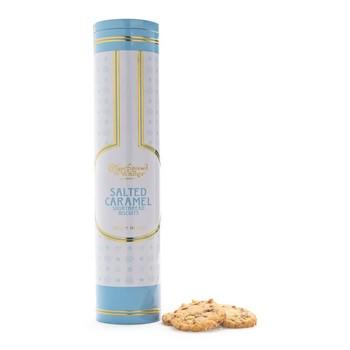 Salted Caramel Shortbread Biscuit Box 300g