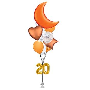 Celebrate Age Balloon 2