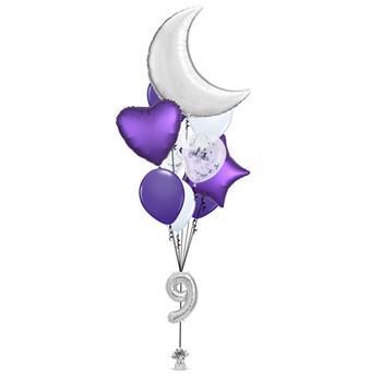 Celebrate Age Balloon 5