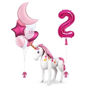 Celebrate Age Balloon 8