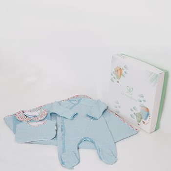 Azul Infant Set