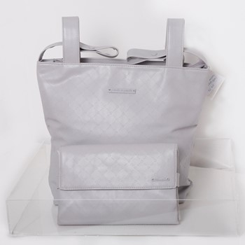 Normandie Grey Bag