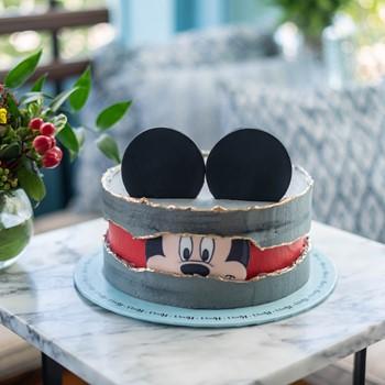 Mickey Mouse Cake I