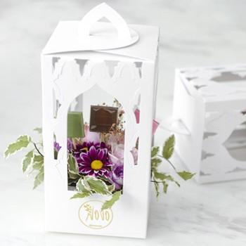 Chocolate Lantern Giveaways