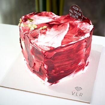 Heart Cake 1
