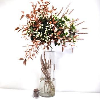 Hypricum Vase