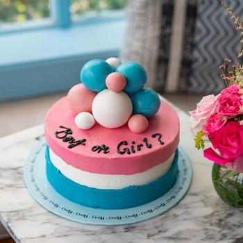 Baby Shower Cake I