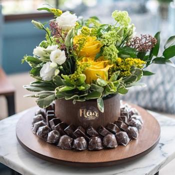 Circle of Chocolates