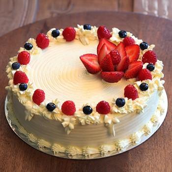 Vanberry Cake