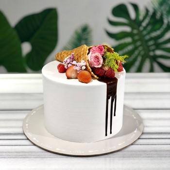 Cone Cake 1