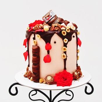 Nutella Cake I