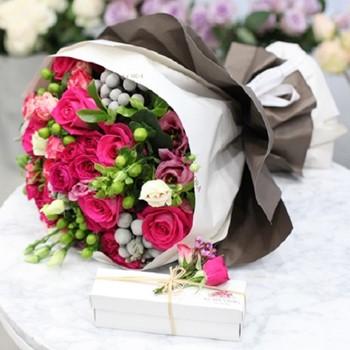 Flora Spring Bouquet