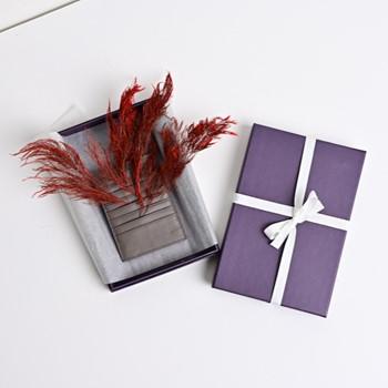 Multi Pocket Cardholder (Grey)