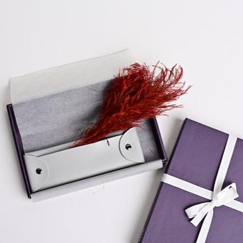Origami Case (Grey)