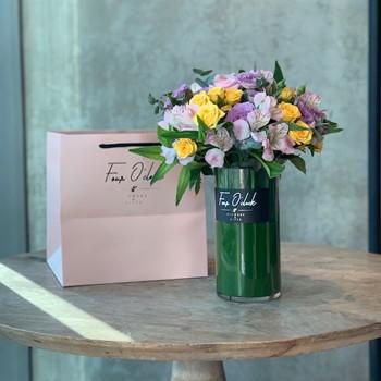 The Enchanted Vase