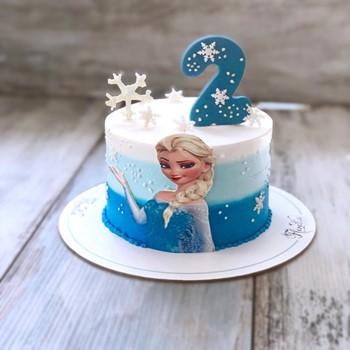 Floralia Frozen Cake