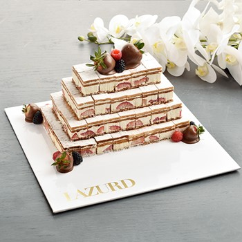 Mille Feuille Pyramid