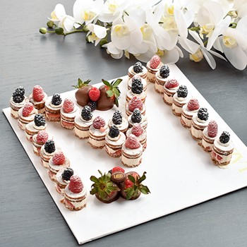 Letter Mille Feuille
