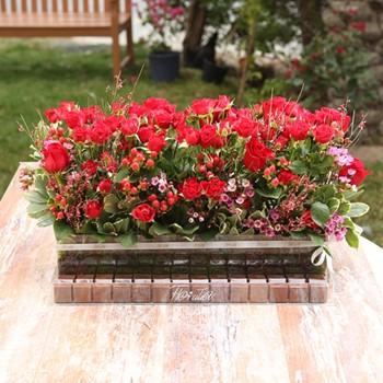 Floralia Love Tray II