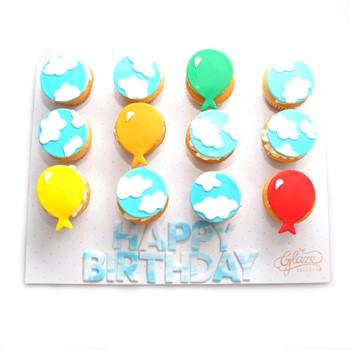 Sky Cupcakes