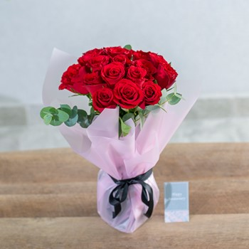 Red Bouquet 100