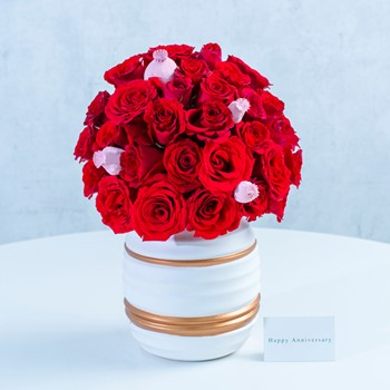 Luxury Red I