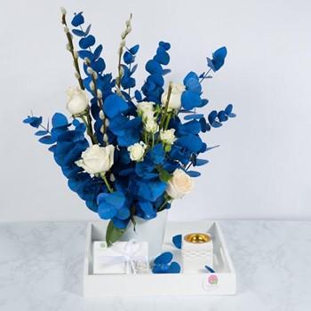 Blue Presence III