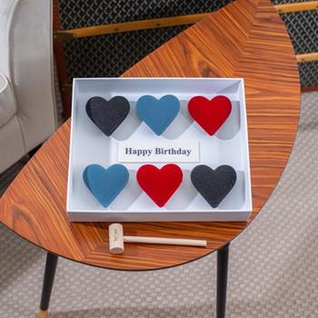 Birthday Hearts