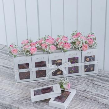 Roses Chocolate Bars