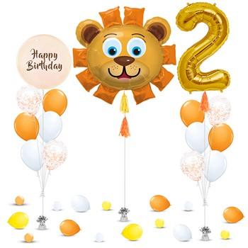 Lion Balloons Decoration