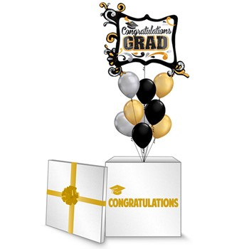 Graduation Marquee Box