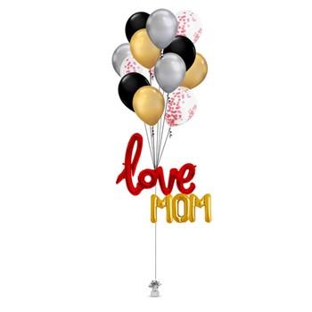 Mom Love Balloon 4
