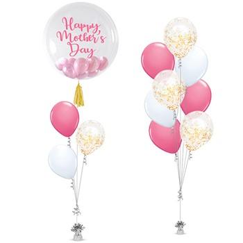 Mom Bubble Balloon