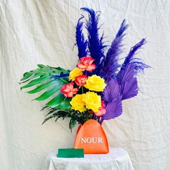 Nour Vase