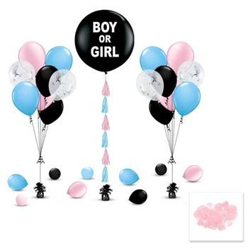 Gender Reveal Girl