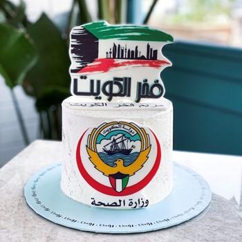 Health Ministry Pride Cake
